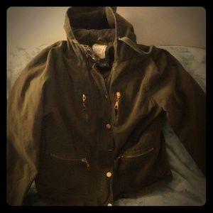 Army Green Utilty Jacket